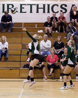 23229 Varsity Volleyball v Casc-Chr 091212