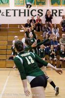 23233 Varsity Volleyball v Casc-Chr 091212