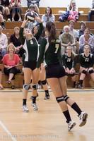 23301 Varsity Volleyball v Casc-Chr 091212