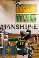 23306 Varsity Volleyball v Casc-Chr 091212
