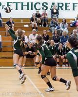 23316 Varsity Volleyball v Casc-Chr 091212