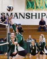 23320 Varsity Volleyball v Casc-Chr 091212
