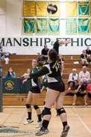 23336 Varsity Volleyball v Casc-Chr 091212