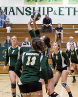 23433 Varsity Volleyball v Casc-Chr 091212