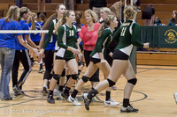 23547 Varsity Volleyball v Casc-Chr 091212