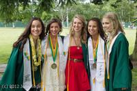 4876 VHS Graduation 2012 060912