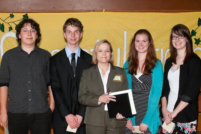 1250 VCSF Awards 2011 052511