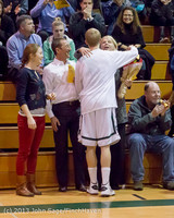 6538 Boys Basketball Winter Cheer Seniors Night 2012 020513
