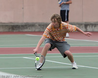2177 Boys Tennis Nisqually 1A Leagues 101911