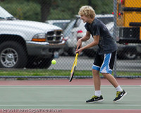 2345 Boys Tennis Nisqually 1A Leagues 101911