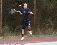 2561 Boys Tennis Nisqually 1A Leagues 101911
