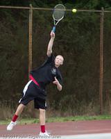 2570 Boys Tennis Nisqually 1A Leagues 101911
