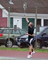 2675 Boys Tennis Nisqually 1A Leagues 101911