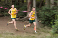 4457 VHS Cross Country 100710