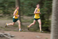 4603 VHS Cross Country 100710