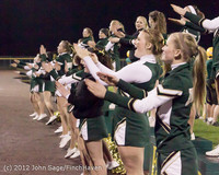 19213 VHS Fall Cheer at Football v South-Whidbey 110212