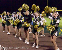 20175 VHS Fall Cheer at Football v South-Whidbey 110212