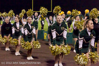 20196 VHS Fall Cheer at Football v South-Whidbey 110212