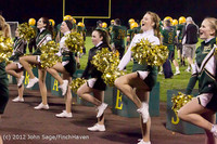 20202 VHS Fall Cheer at Football v South-Whidbey 110212