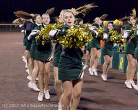 20223 VHS Fall Cheer at Football v South-Whidbey 110212