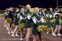 20242 VHS Fall Cheer at Football v South-Whidbey 110212