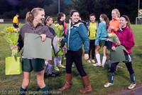 7885 VHS Girls Soccer Seniors Night 2011 101111