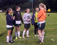 7889 VHS Girls Soccer Seniors Night 2011 101111
