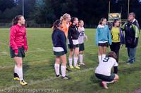 7895 VHS Girls Soccer Seniors Night 2011 101111