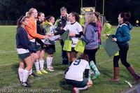 7900 VHS Girls Soccer Seniors Night 2011 101111