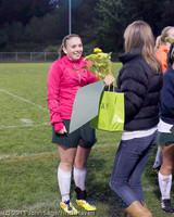 7906 VHS Girls Soccer Seniors Night 2011 101111