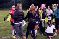 7907 VHS Girls Soccer Seniors Night 2011 101111