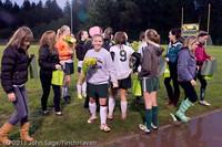 7918 VHS Girls Soccer Seniors Night 2011 101111