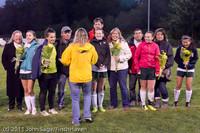 7954 VHS Girls Soccer Seniors Night 2011 101111