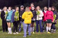 7955 VHS Girls Soccer Seniors Night 2011 101111