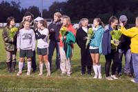 7959 VHS Girls Soccer Seniors Night 2011 101111
