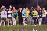 7973 VHS Girls Soccer Seniors Night 2011 101111