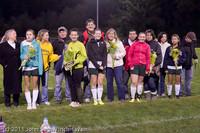 7977 VHS Girls Soccer Seniors Night 2011 101111