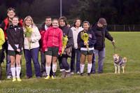 7982 VHS Girls Soccer Seniors Night 2011 101111