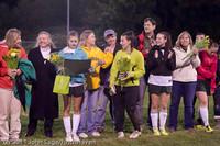 8001 VHS Girls Soccer Seniors Night 2011 101111