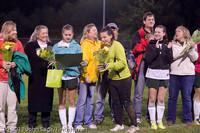 8005 VHS Girls Soccer Seniors Night 2011 101111