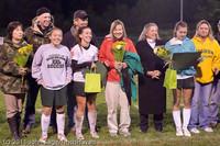 8022 VHS Girls Soccer Seniors Night 2011 101111