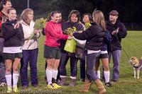 8025 VHS Girls Soccer Seniors Night 2011 101111