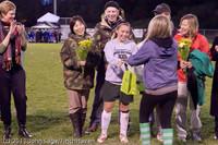 8047 VHS Girls Soccer Seniors Night 2011 101111