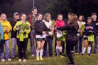 8056 VHS Girls Soccer Seniors Night 2011 101111
