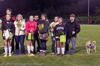 8066 VHS Girls Soccer Seniors Night 2011 101111