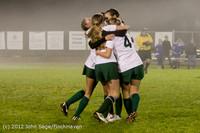 0112 VHS Girls Soccer Seniors Night 2012 102512