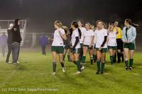 0121 VHS Girls Soccer Seniors Night 2012 102512