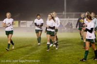 0124 VHS Girls Soccer Seniors Night 2012 102512