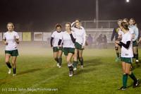 0125 VHS Girls Soccer Seniors Night 2012 102512