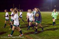 0129 VHS Girls Soccer Seniors Night 2012 102512